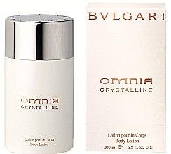 Kup Bvlgari Omnia Crystalline - Perfumowany balsam do ciała