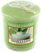 Kup Świeca zapachowa sampler - Yankee Candle Vanilla Lime