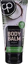 Kup Balsam do ciała z masłem kokosowym i masłem shea - Cosmepick Body Balm Coco & Shea Butter