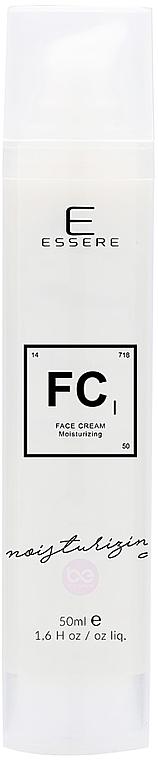 PRZECENA! Hipoalergiczny krem nawilżający do twarzy - Essere Moisturizing Face Cream * — фото N1