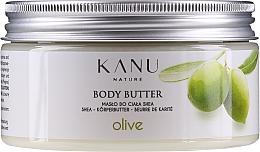 Kup Masło do ciała Oliwka - Kanu Nature Olive Body Butter
