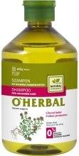 Kup Szampon z ekstraktem z macierzanki tymianku do włosów farbowanych - O'Herbal