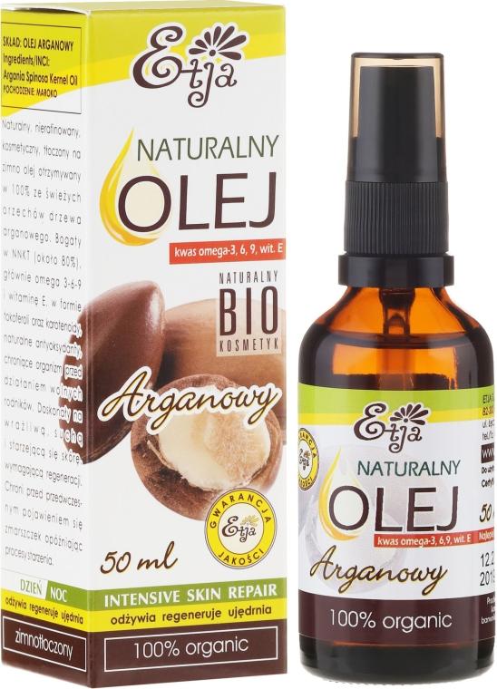 100% naturalny olej arganowy - Etja