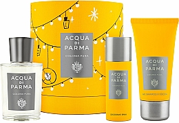 Kup Acqua Di Parma Colonia Pura - Zestaw (edc/100ml + sh/gel/75ml + deo/50ml)