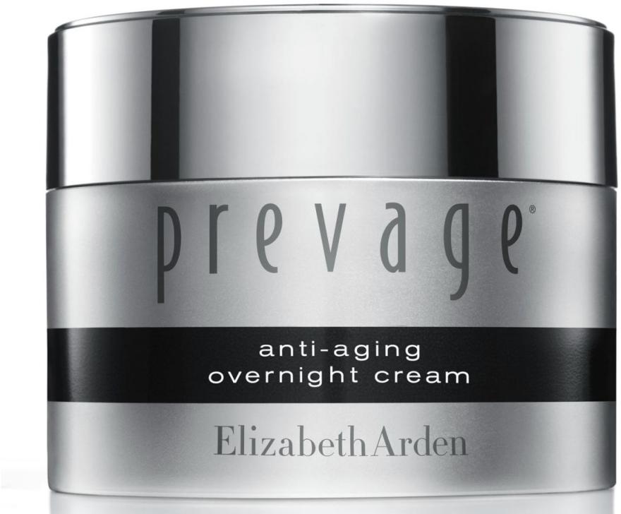 Przeciwstarzeniowy krem liftingujący na noc - Elizabeth Arden Prevage Anti-aging Overnight Cream — фото N1