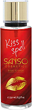 Kup Perfumowana mgiełka do ciała - Sanso Cosmetics Kiss Spell Body Spray