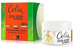 Kup PRZECENA! Regenerujący krem przeciwzmarszczkowy 60+ - Celia Ginseng Essence *