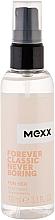 Kup Mexx Forever Classic Never Boring for Her - Perfumowana mgiełka do ciała