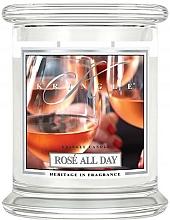 Kup Świeca zapachowa w słoiku - Kringle Candle Rose All Day