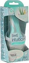 Kup Maszynka do golenia + wymienny wkład - Wilkinson Sword Intuition Sensitive Care