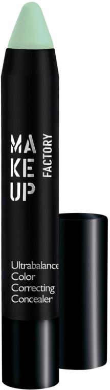 Korektor do twarzy - Make Up Factory Ultrabalance Color Correcting Concealer — фото N1