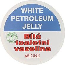 Kup Biała wazelina kosmetyczna - Bione Cosmetics White Vaseline