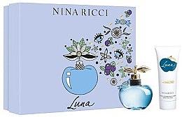 Kup Nina Ricci Luna - Zestaw (edt 50 ml + b/lot 75 ml)