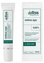 Kup Intensywnie rewitalizujący krem pod oczy z 0,3% witaminą A - Dottore Retino Eye