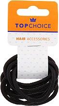 Kup Zestaw gumek do włosów 66214, 10 szt. - Top Choice