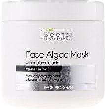 Kup Maska algowa do twarzy z kwasem hialuronowym - Bielenda Professional Face Algae Mask with Hyaluronic Acid