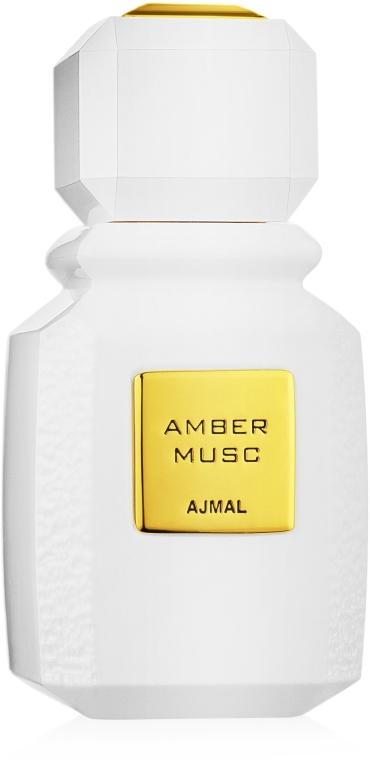 Ajmal Amber Musc - Woda perfumowana — фото N1