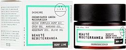 Kup Supernawilżający krem do twarzy - Beaute Mediterranea Hemp Line Cream Super Green Moisturizer