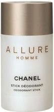Kup Chanel Allure Homme - Perfumowany dezodorant w sztyfcie dla mężczyzn