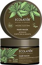 Kup Maska do włosów Intensywne wzmocnienie i wzrost - Ecolatier Organic Aloe Vera Hair Mask