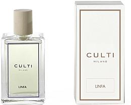 Kup Perfumowany spray do wnętrz - Culti Milano Room Spray Linfa
