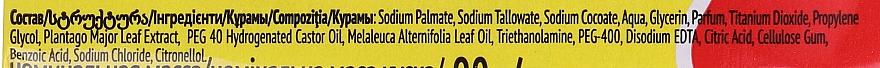 Antybakteryjne mydło dla dzieci, z ekstraktem z drzewa herbacianego - Newska Kosmetyka — фото N3
