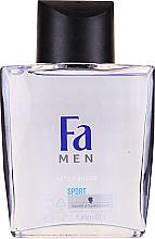 PRZECENA! Zestaw - Fa Men Sport (sh/gel/250ml + deo/spray/150ml + ash/lot/100ml) * — фото N4