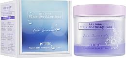Kup Oczyszczające płatki kojące do twarzy - Petitfee & Koelf Azulene Ultra Soothing Pads