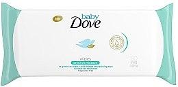 Kup Chusteczki nawilżane do skóry wrażliwej, 50 szt. - Dove Baby Sensitive Moisture Wipes