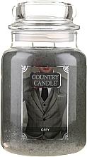 Kup Świeca zapachowa - Country Candle Grey