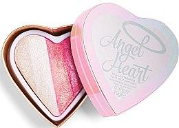 Kup Wypiekana paletka rozświetlaczy do twarzy i oczu - I Heart Revolution Angel Heart