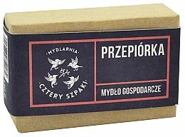 Kup Mydło gospodarcze w kostce Przepiórka - Cztery Szpaki