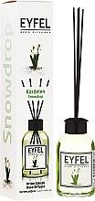Kup Dyfuzor zapachowy Konwalia - Eyfel Perfume Reed Diffuser Snowdrop