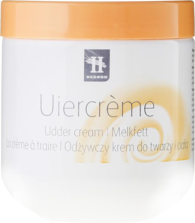 Odżywczy krem do twarzy i ciała - Hegron Uiercrème