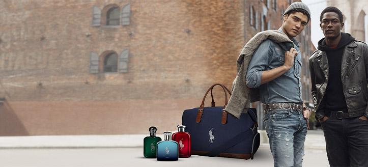 Przy zakupie produktów Ralph Lauren za min. 316 zł, torbę od marki otrzymasz w prezencie.