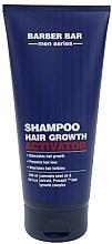 Kup Szampon przyspieszający porost włosów - Barber.Bar Men Series Shampoo Hair Growth Activator
