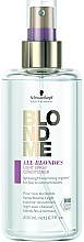Kup Odżywczy spray do włosów cienkich - Schwarzkopf Professional Blondme Light Spray Conditioner
