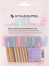 Kup Zestaw wymiennych wkładów do pilnika prostego, 240 grid, DFE-51-240 - Staleks Pro