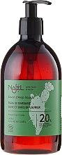 Kup Mydło aleppo w płynie z olejem z opuncji figowej 20% - Najel Aleppo Liquid Soap