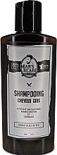 Kup Szampon do włosów siwych - Man'S Beard Shampooing Cheveux Gris Sans Sulfates