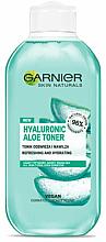 Kup Nawilżający tonik z aloesem - Garnier Skin Naturals Hyaluronic Aloe Toner