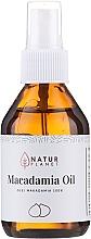 Kup 100% olej makadamia - Natur Planet Macadamia Oil 100%