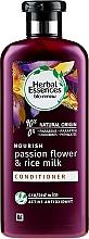 Kup Odżywka do włosów suchych i zniszczonych - Herbal Essences Passion Flower & Rice Milk Conditioner