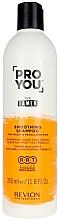 Kup Szampon wygładzający do włosów - Revlon Professional Pro You The Tamer Shampoo