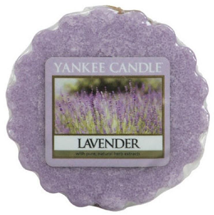 Wosk zapachowy - Yankee Candle Lavender Tarts Wax Melts