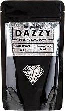 Kup Kokosowy peeling do twarzy i ciała Diamentowy blask - Dazzy Coconut Face & Body Peeling Diamond