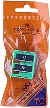 Kup Podwójna temperówka do kredek 2199, zielona - Top Choice