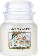 Kup Świeca zapachowa w słoiku - Yankee Candle Christmas Cookie