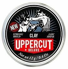 Kup Matowa glinka do stylizacji włosów - Uppercut Matt Clay Mini