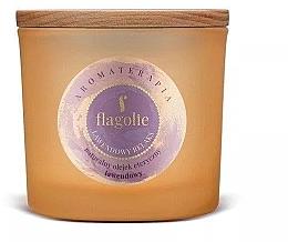 Kup Świeca zapachowa w szkle Lawendowy relaks - Flagolie Fragranced Candle Lavender Relax